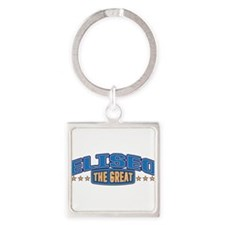 The Great Eliseo Keychains