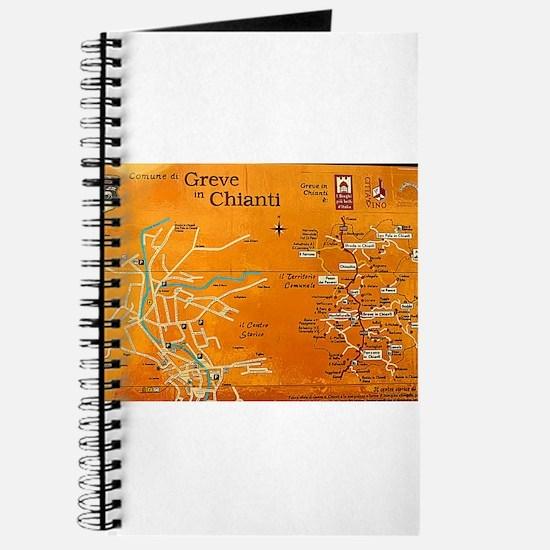 Grapes of Chianti Journal