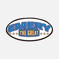 The Great Emery Patches