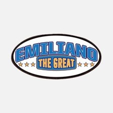 The Great Emiliano Patches