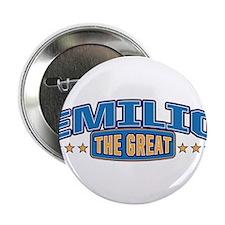 "The Great Emilio 2.25"" Button"