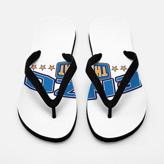 The Great Enzo Flip Flops