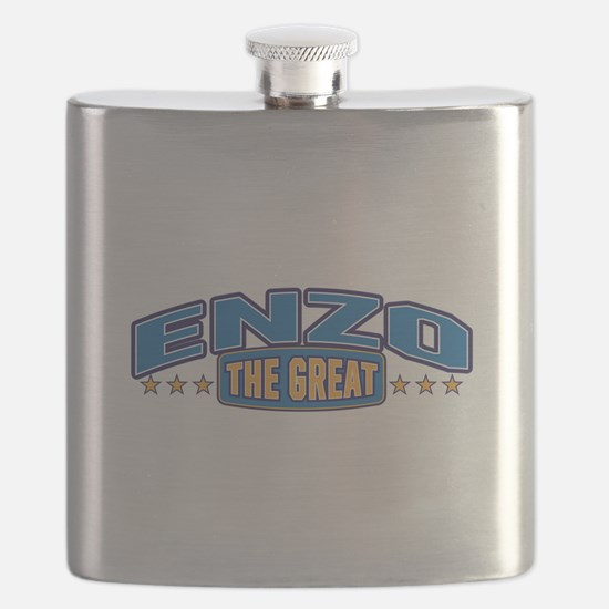 The Great Enzo Flask
