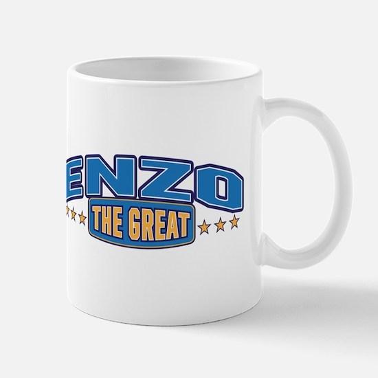 The Great Enzo Mug