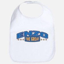 The Great Enzo Bib