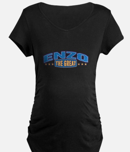 The Great Enzo Maternity T-Shirt
