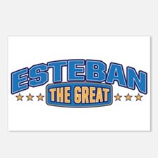 The Great Esteban Postcards (Package of 8)