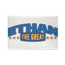 The Great Ethan Rectangle Magnet