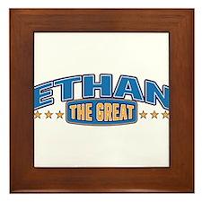 The Great Ethan Framed Tile