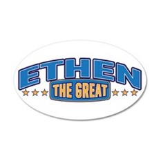 The Great Ethen Wall Decal