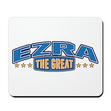The Great Ezra Mousepad