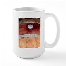 Oak Barrel Mug