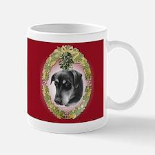 Rottweiler Christmas Mug