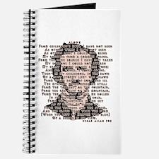 """ALONE"" Poe Poem Journal"