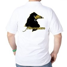 Poe's Raven by Manet T-Shirt