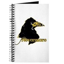 Poe's Raven by Manet Journal