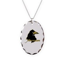 Poe's Raven by Manet Necklace