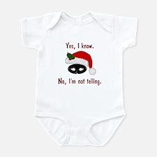 Yes I Know - Infant Bodysuit