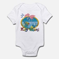 Key West Infant Bodysuit
