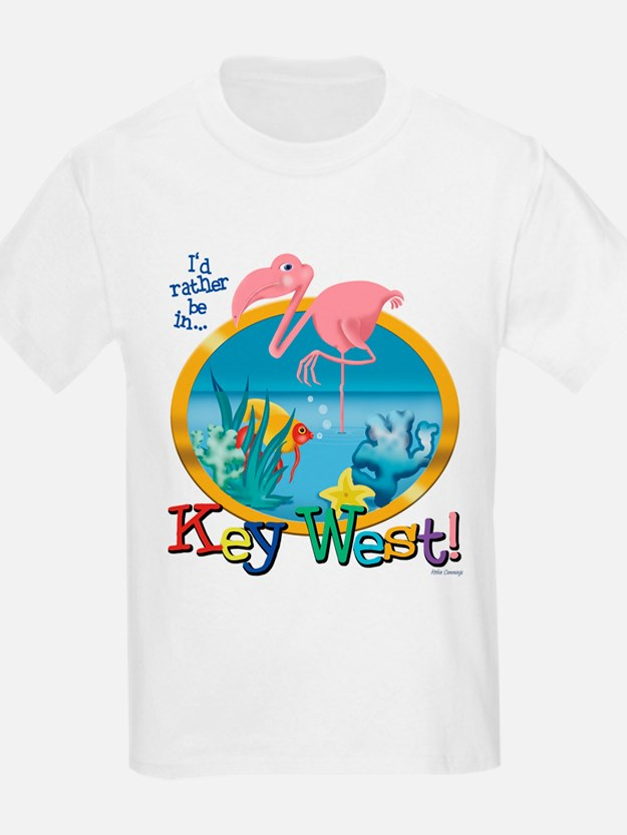 Key West Kids T-Shirt