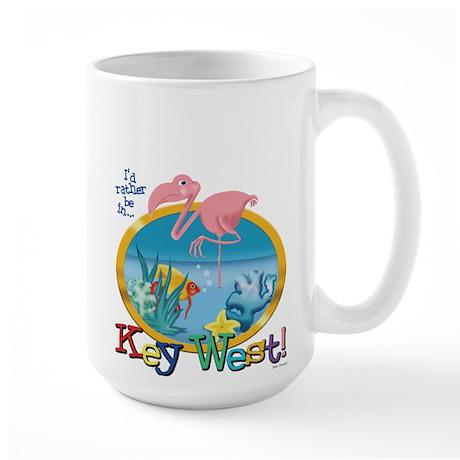 Key West Large Mug