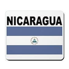 Nicaragua Flag Mousepad