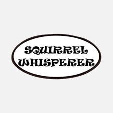 Squirrel Whisperer Patches