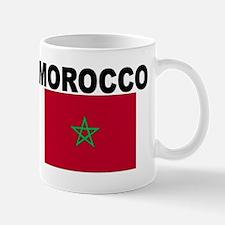 Morocco Flag Mug