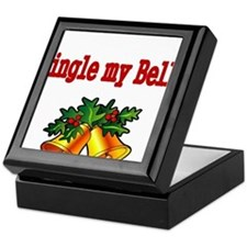 Jingle my Bells Keepsake Box