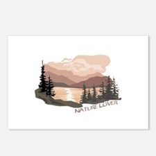 Nature Lover: Lake Postcards (Package of 8)