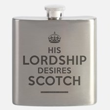 His Lordship Flask