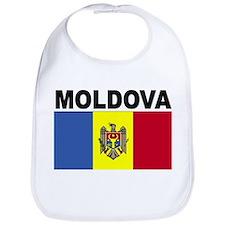 Moldova Flag Bib