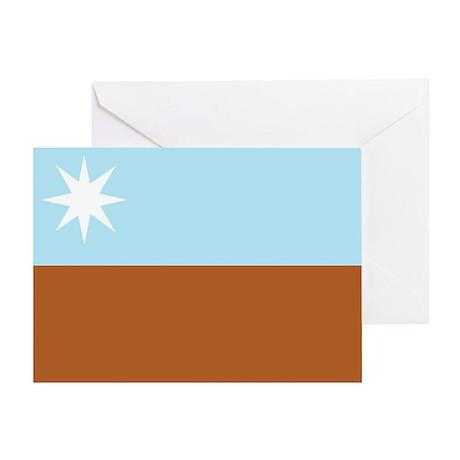 Murrawarri Republic Flag Greeting Card