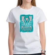 PCOS Hope Butterfly Shirts Tee