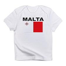 Malta Flag Infant T-Shirt