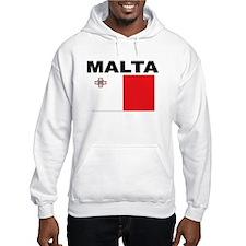 Malta Flag Hoodie