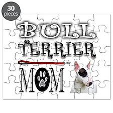 BULL TERRIER MOM Puzzle