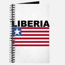 Liberia Flag Journal