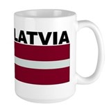 Latvian Large Mugs (15 oz)
