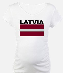 Latvia Flag Shirt