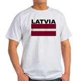 Latvian clothing Mens Light T-shirts