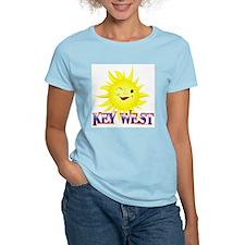 KeyWest Women's Pink T-Shirt
