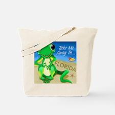 Leapin' Lizards Tote Bag