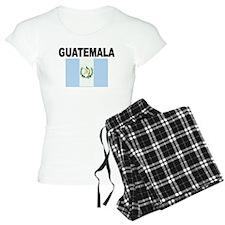 Guatemala Flag Pajamas