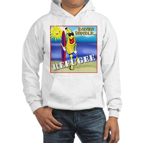Bananas Hooded Sweatshirt