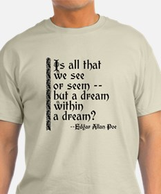 POE A Dream Within T-Shirt