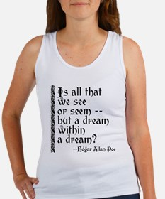 POE A Dream Within Women's Tank Top