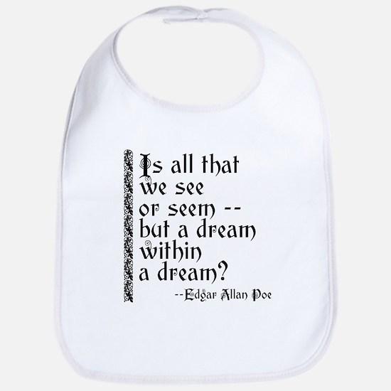 POE A Dream Within Bib
