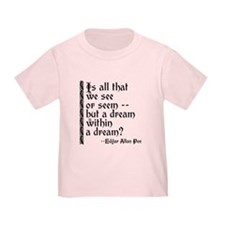 POE A Dream Within T