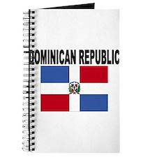 Dominican Republic Flag Journal
